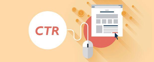 Click Through Rate e a interação no site