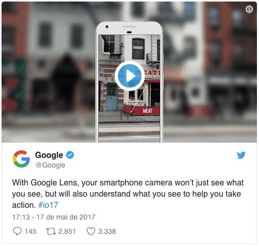 Nova ferramenta de inteligência artificial do Google