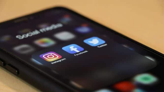 Perfis em social media